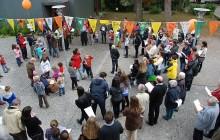 Eine bunt gemischte Pfarreigemeinschaft