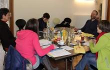 Unti-Team - Sitzung